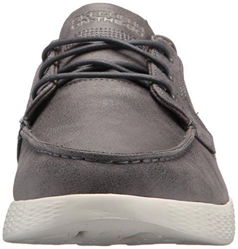 Success Skechers Go Charbon Enfiler The Glide Homme Baskets rHHwtq1x