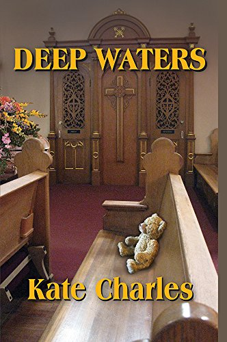 Deep Waters (Callie Anson Series Book 3)