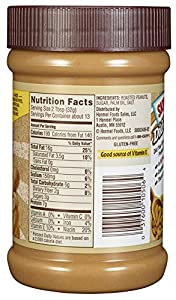 Skippy Natural Creamy Peanut Butter Spread 15 Oz Gluten-free Kosher And Made With Four Simple Ingredients by SKIPPY