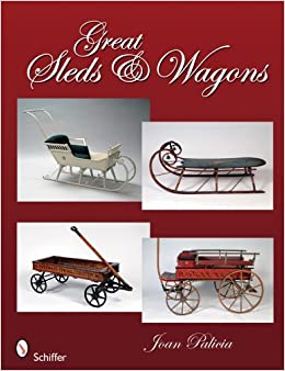 Book Great Sleds & Wagons by Joan Palicia (2008-12-01)
