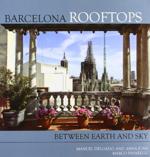Descargar Libro Barcelona Rooftops - Between Earth And Sky Manuel Delgado
