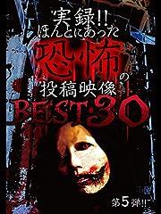 実録!!ほんとにあった恐怖の投稿映像BEST30 第5弾