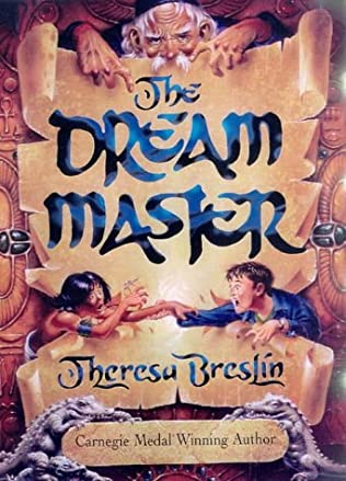 book cover of The Dream Master
