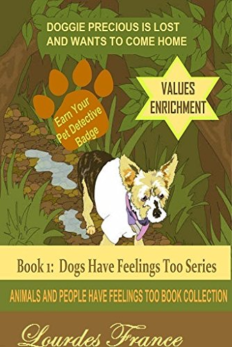 Read Online DOGGIE PRECIOUS IS LOST AND WANTS TO COME HOME ebook