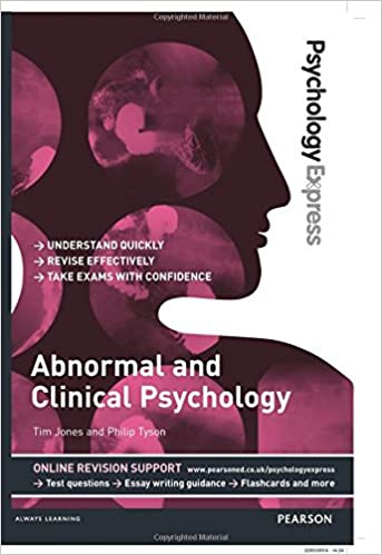 Abnormal & Clinical Psychology: Undergraduate Revision Guide