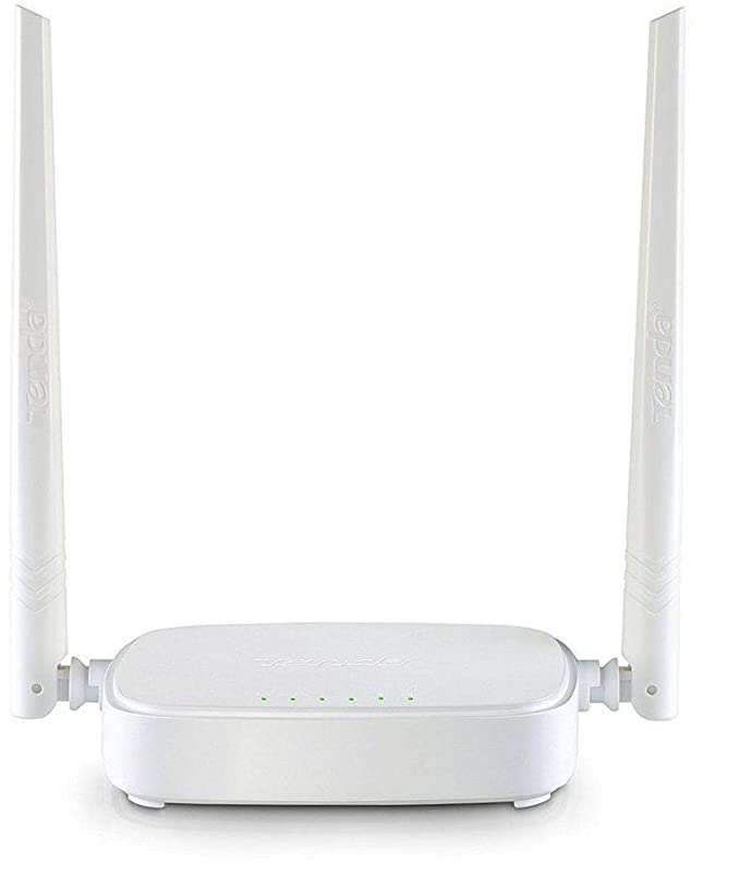 Tenda N301 Wireless N300 Easy Setup Router  White, Not a Modem  Routers