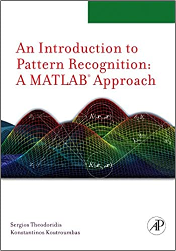 Introduction To Pattern Recognition A Matlab Approach Pdf