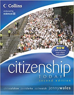 Citizenship Today - Student's Book: Endorsed by Edexcel (Citizenship Today 2)