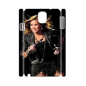 C-EUR Diy Case Demi Lovato,customized Hard Plastic case For samsung galaxy note 3 N9000