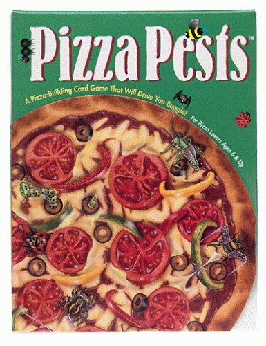 Pizza Pests MJ Morgan Company