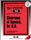 Chairman, Speech, Sr. H. S., Rudman, Jack, 0837381770
