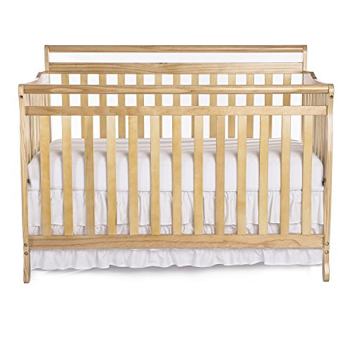 Dream On Me Liberty Dream On Me 5-in-1 Convertible Crib Natu