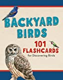 img - for Backyard Birds: 101 Flashcards for Discovering Birds book / textbook / text book