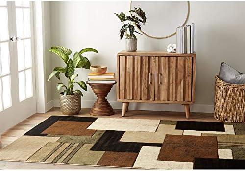 Home Dynamix HD5367-548 Tribeca Mason Modern Area Rug, 7 10 x10 6 Rectangle, Abstract