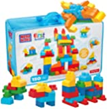 Mega Bloks First Builders Deluxe Building Bag, 150-Piece