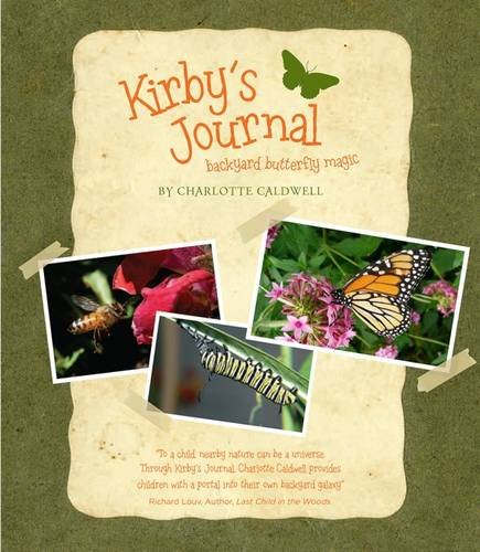 Kirby's Journal: Backyard Butterfly Magic (Young Palmetto Books) pdf epub