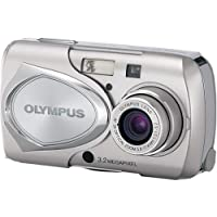Olympus Stylus 300 3.2 MP Digital Camera with 3x Optical Zoom Overview Review Image