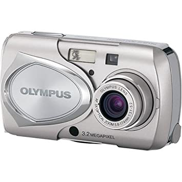 olympus stylus 300 32 mp digital camera with 3x optical zoom