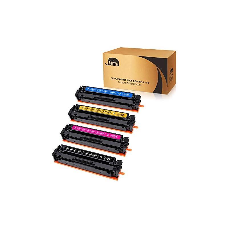 Compatible HP 202X 202A Toner Cartridges