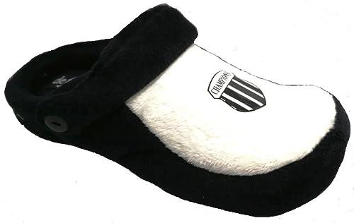Vari Juventus Calcio Ciabatte Pantofole da Casa Tifosi Juventini PS 08416