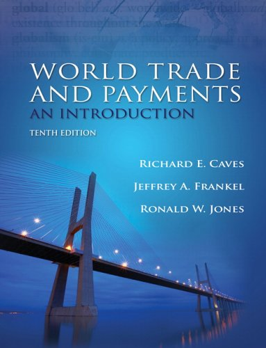 World Trade and Payments: An Introduction (10th Edition)
