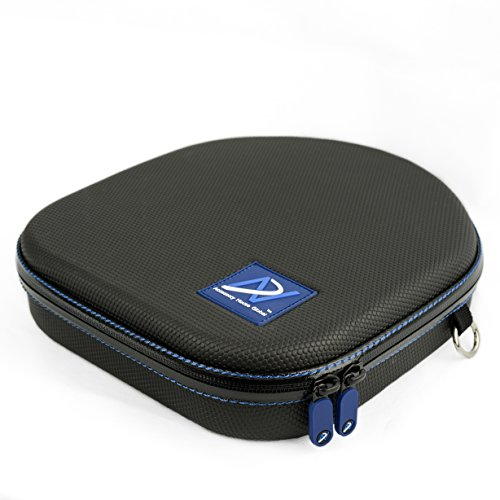 DN1PRO-A Upgrade Carrying Case for Sony MDR-1AM2, Sony MDR-1A Sony WH-CH700N Sony WH-XB700 MDR-ZX770BN, Sennheiser PXC550 PXC480, Beoplay H6 H7, Audio Technica ATH-MSR7 and AUDEZE SINE Headphones