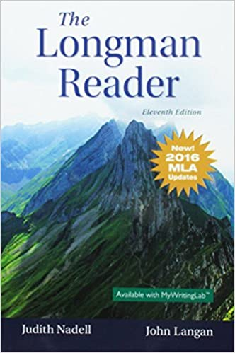 the longman reader 9th edition free download