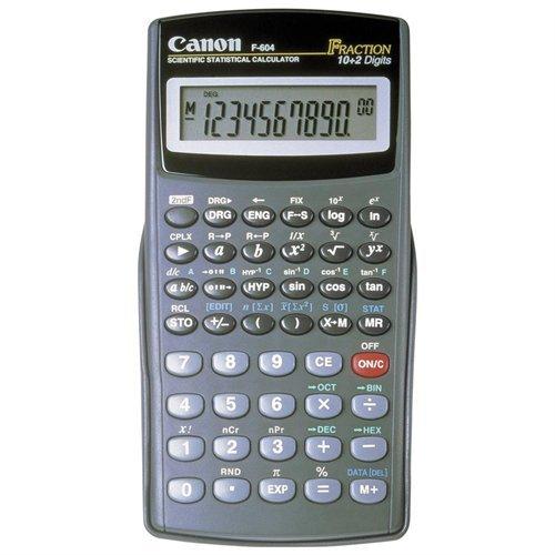 Canon 158 Fnctn Scientific/Statistical Calculator