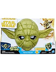 Save 30% off STAR WARS Yoda Action Figure Mask. Discount applied in prices displayed.