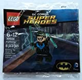 Limited Edition Polybag Lego 30606 Nightwing DC comics Batman Mini Figure