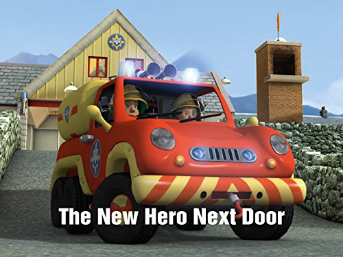 3 Heart Dangling - The New Hero Next Door