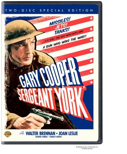 Sergeant York (Two-Disc Special Edition) by Gary Cooper by Warner Manufacturing