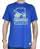 Los Angeles Dodgers MLB Mitchell & Ness 1988 World Series Premium Men's T-Shirt