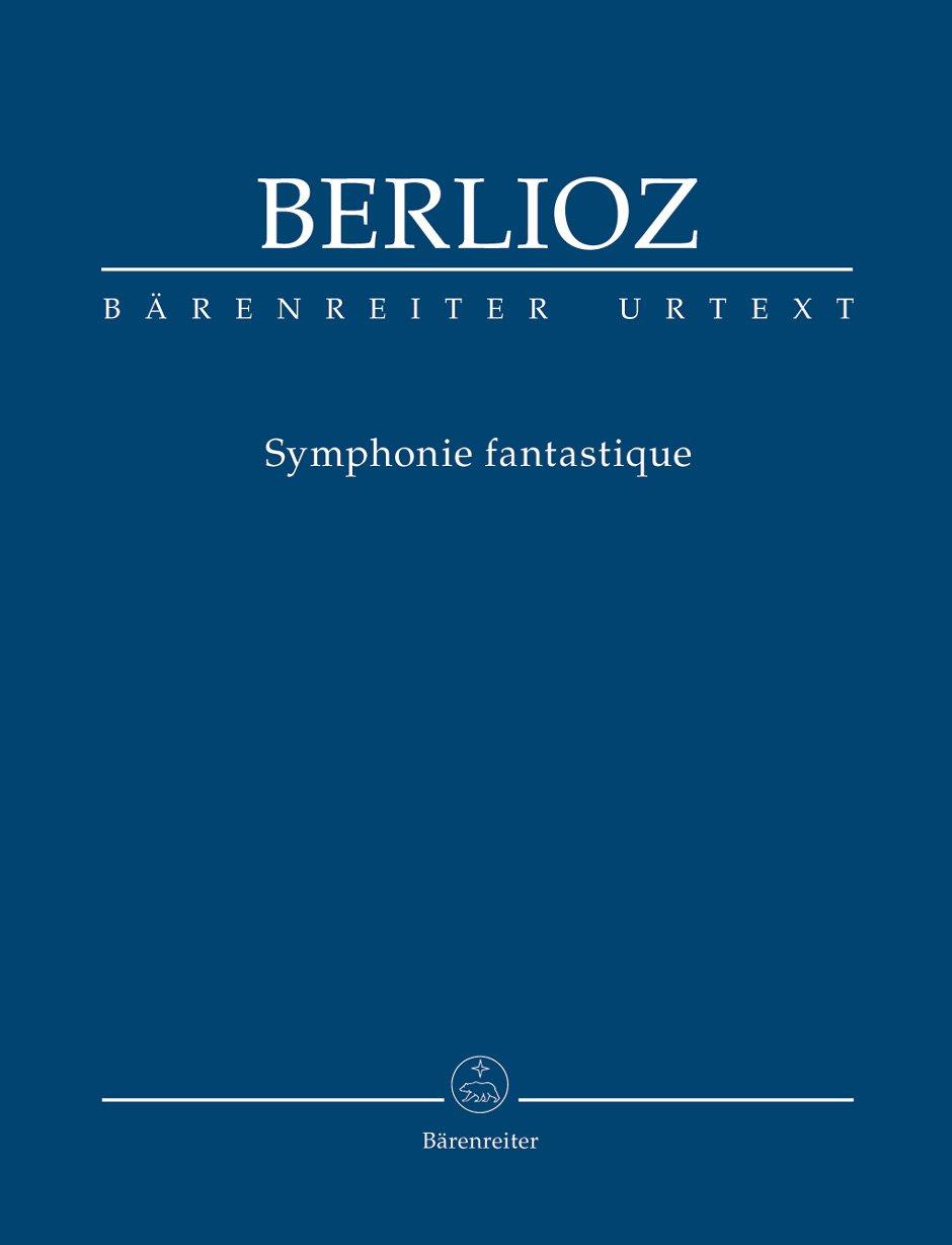 Symphonie fantastique. Studienpartitur, Urtextausgabe