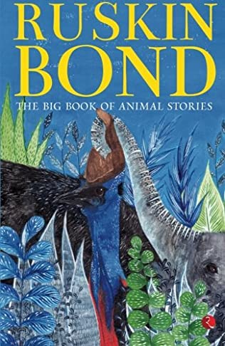book cover of The Big Book of Animal Stories