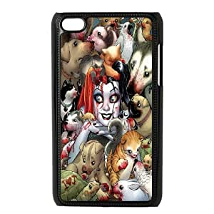 Generic Case Harley Quinn For Ipod Touch 4 Q2A2548885