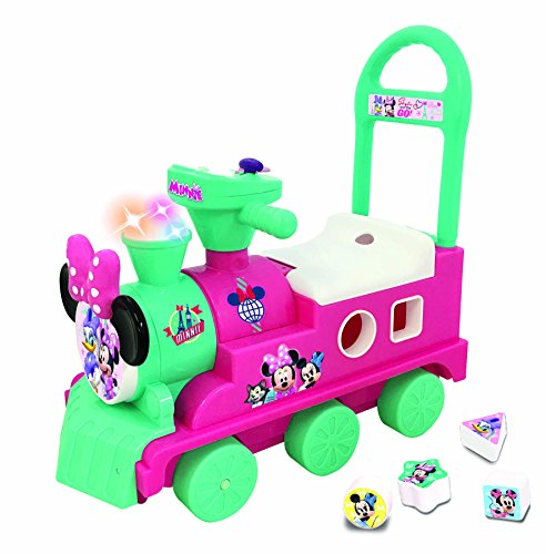 Disney Minnie Mouse Play n' Sort Activity Train