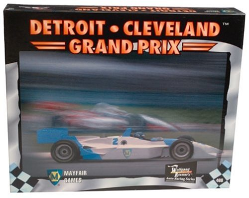 Auto Mayfair - Mayfair Games Grand Prix