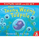 The Teeny Weeny Tadpole (Book & CD)