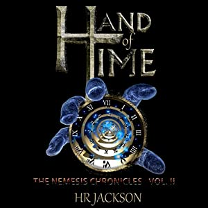 Hand of Time Audiobook