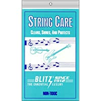 String Instrument Care and Cleaning