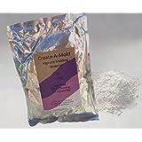 Create-A-Mold Craft Alginate Molding Powder for Life Casting (1 lb)