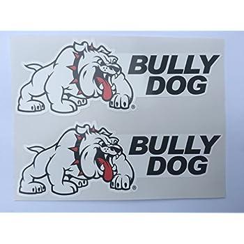 "Certified Bulldog L299 Dog Sticker 6/"" decal"