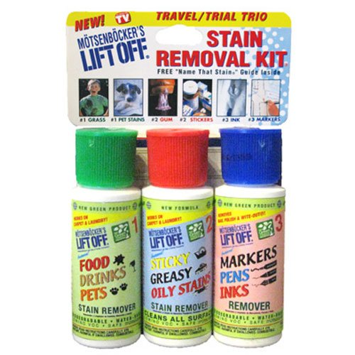 Motsenbocker's Lift Off 421-01 Travel Size Stain Removal ()