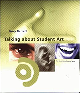 Talking About Student Art (Art Education in Practice)