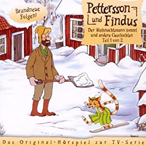 Der Wunschzettel und andere Geschichten (Pettersson und Findus 7) Hörspiel