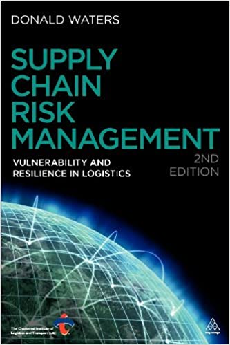 Lataa ipodit Supply Chain Risk Management: Vulnerability and Resilience in Logistics [Paperback] [2012] (Author) Donald Waters B00E7V455O MOBI