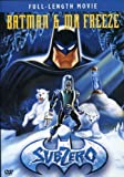 Batman & Mr Freeze: Subzero / (Std Ac3 Dol Amar) [DVD] [Region 1] [NTSC] [US Import]