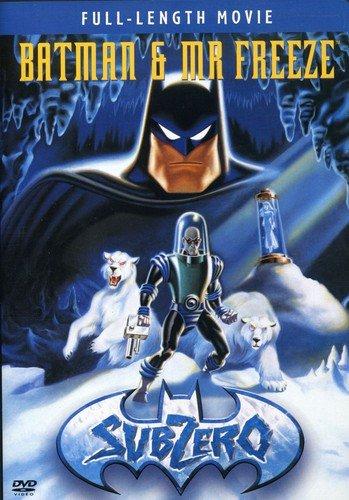 Batman & Mr. Freeze - SubZero (Paul Jr Seat Covers)