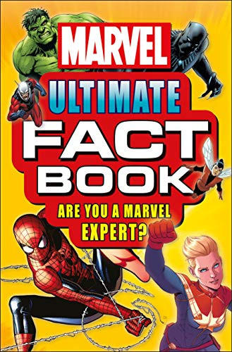 Marvel Ultimate Quiz Book: 1000 Brain-Busting Questions!